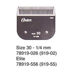 919-55 Výměnný nůž OSTER 0,25 mm velikost 30