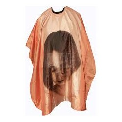 Pláštěnka střihací-tvář-oranžová