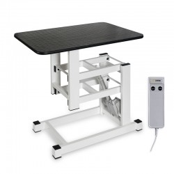Veterinární stůl s elektrickým pákovým zdvihem