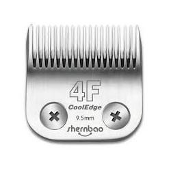 Shernbao-hlavice 4F-9,5 mm