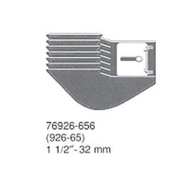 Nasazovací hřeben 32 mm universální nástavec