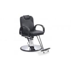 Pánské kadeřnické luxusní křeslo - VISAGE HRW 56071