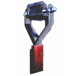 Prořezávací a trimovací hrablo - 20 zubů super jemných