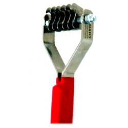 Prořezávací a trimovací hrablo - 6 zubů- hrubých