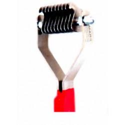 Prořezávací a trimovací hrablo -10 zubů jemných