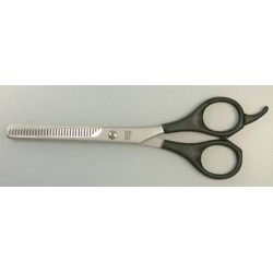 Nůžky Weltmeister 6´afilační oboustranné, plastová ouška s opěrkou