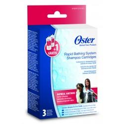 OSTER šampon z ovesných vloček zásobník 2+(1zdarma)