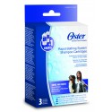 OSTER rozjasňovací šampon pro bílou srst,zásobník 2+(1zdarma)