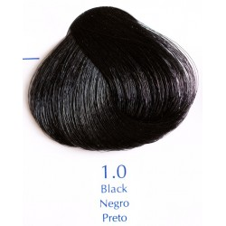 Přírodní barva černá 100 ml - 1.0