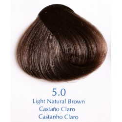 Přírodní barva světlehnědá 100 ml - 5.0