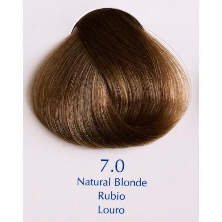 Přírodní barva blond 100 ml - 7.0