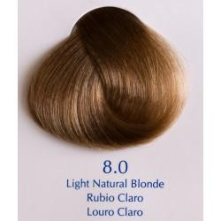 Přírodní barva světlá blond 100 ml - 8.0