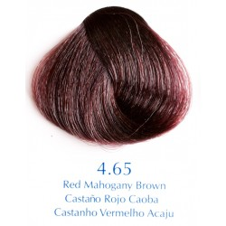 Červený odstín mahagonově hnědá 100 ml - 4.65