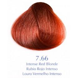 Červený odstín červený blond 100 ml - 7.66