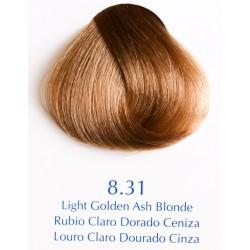 Blond odstín světle zlatě popelavý 100 ml - 8.31