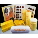 YELLOW balíček vlasových barev + bonus 1267,- Kč