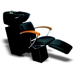 Mycí box GUSTAV v černé barvě