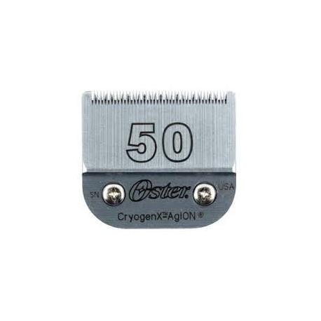 919-00 nůž OSTER s.50, výška střihu 0,2 mm